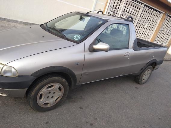 Fiat Strada 1.6 / 16 Válvulas