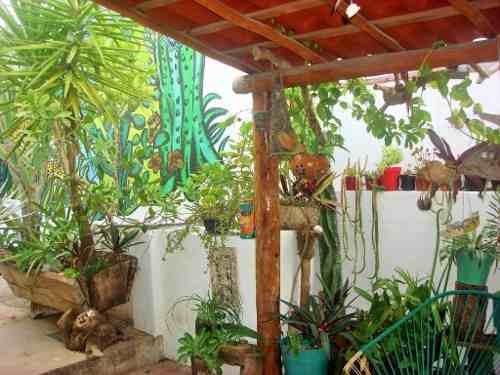 Casa Con 3 Departamentos En Venta En Centro Playa Del Carmen P1888
