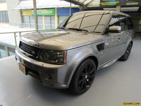 Land Rover Range Rover Sport Hse At 5.0 Superchargerd