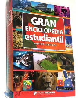 Gran Enciclopedia Estudiantil Temática Ilustrada