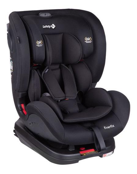 Cadeira Para Auto - De 0 A 25 Kg - Everyfix - Full Black - S