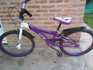 Bicicleta R24 - Xterra