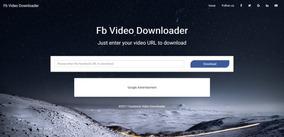 Facebook Video Downloader (script)
