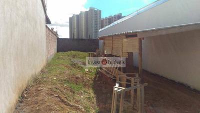 Terreno Residencial À Venda, Residencial Bosque Dos Ipês, São José Dos Campos. - Te0634