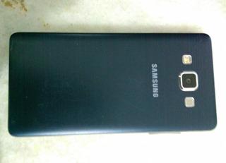 Sansung Galaxy A5 Sm-a500m/ds (2015) Azul Sem Tela