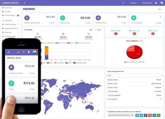 Sistema De Marketing Multi Nível Com Loja Integrada