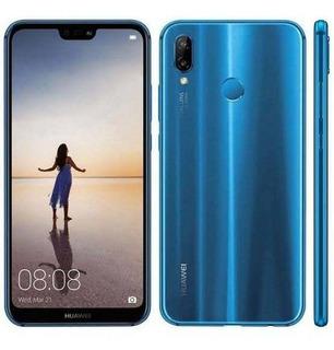Celular Huawei P20 Lite Azul 32gb 4gb De Ram