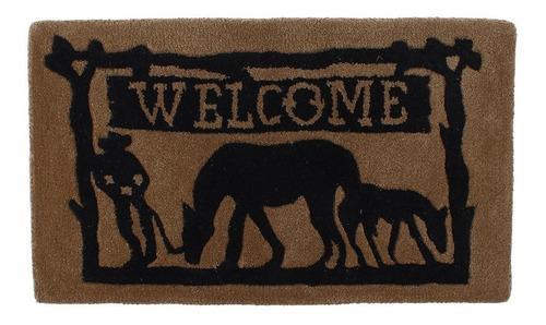 Tapete Decorativo Home Western Decor 25747