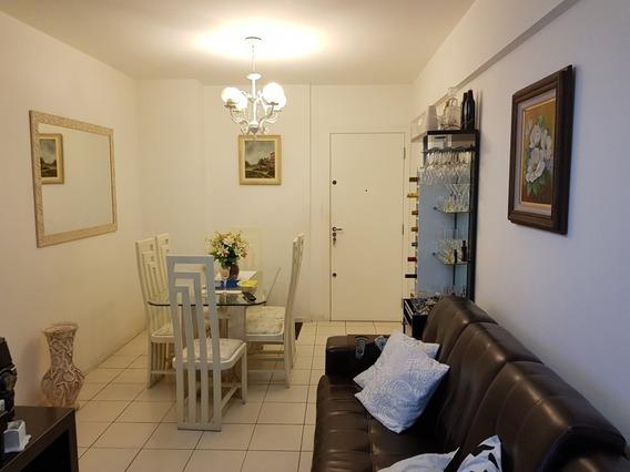 Apartamento Para Venda No Centro Em São Gonçalo - Rj - 258