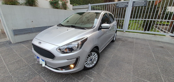 Ford Ka 2019 1.5 Freestyle Sel At