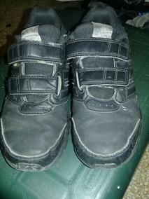 Zapatos Para Niño Usado adidas Negro