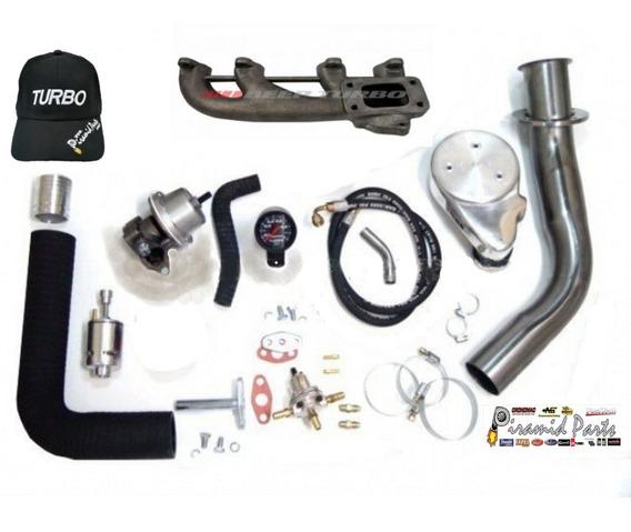 Kit Turbo Para Gol Carburado Ap Com Ar E Direção + Brinde