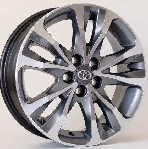 Rodas Toyota Corolla Xrs Aro 16+ Bicos