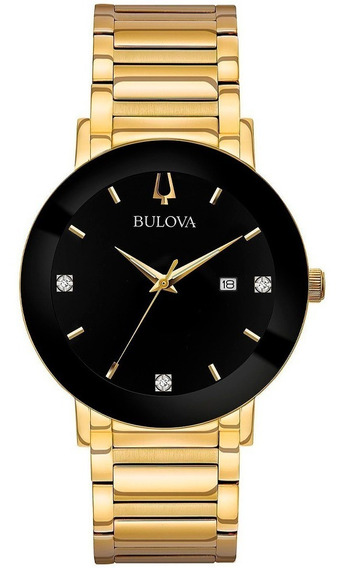 Relógio Bulova Unissex Modern Diamond 97d116