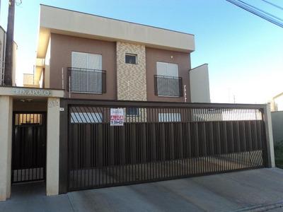 Apartamento Com 2 Dormitórios Para Alugar, 64 M² Por R$ 650/mês - Maria Imaculada Ii - Brodowski/sp - Ap0070