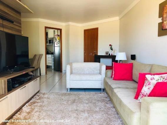 Apartamento Para Venda Em Natal, Lagoa Nova, 3 Dormitórios, 3 Suítes, 3 Banheiros, 2 Vagas - Ka 0912_2-974648