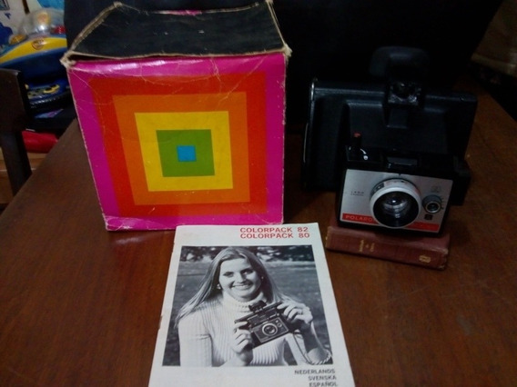 Polaroid Colorpack 80 Land Camera.