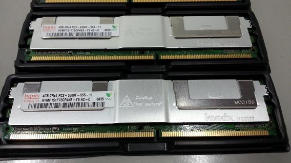 Memoria Ddr2 Ecc 4gb 2rx4 Pc2-5300 667mhz Hynix