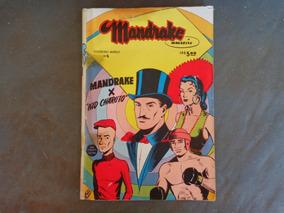 Mandrake Magazine 6 Rge 1954 1ª Série Original Frete Grátis