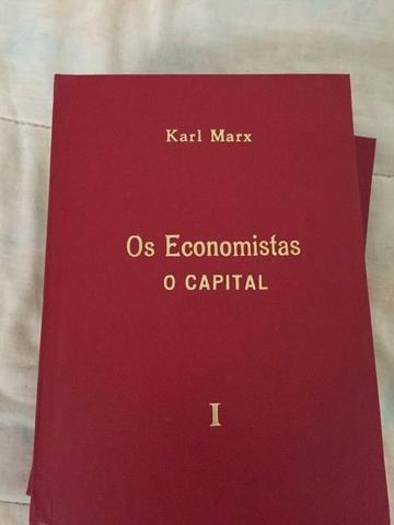 O Capital I - Karl Marx (encadernado)