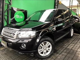 Land Rover Freelander 2 2.2 S Sd4 Turbo Diesel 4p Automático