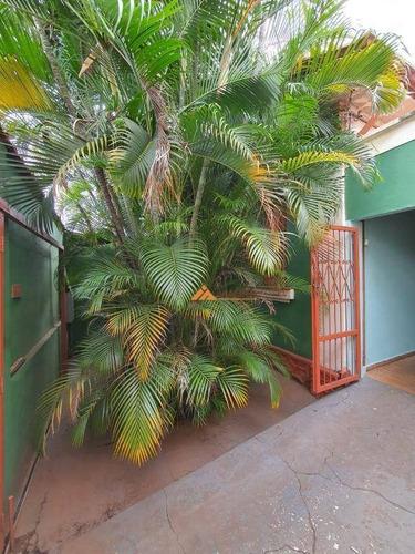 Casa À Venda, 301 M² Por R$ 630.000,00 - Campos Elíseos - Ribeirão Preto/sp - Ca2602