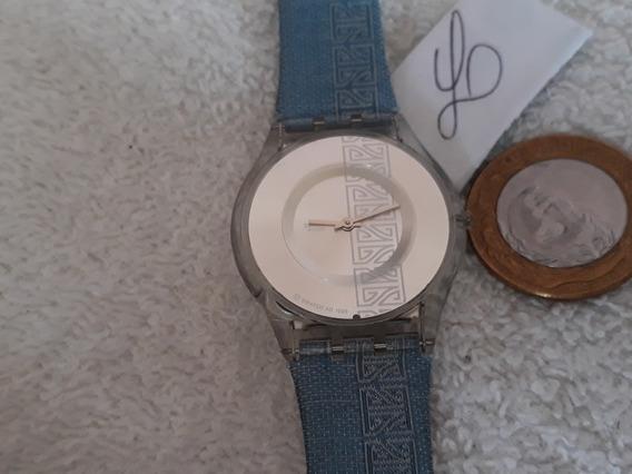 Relógio Swatch, Extra Fino, Lindo, Coleção 1999 !