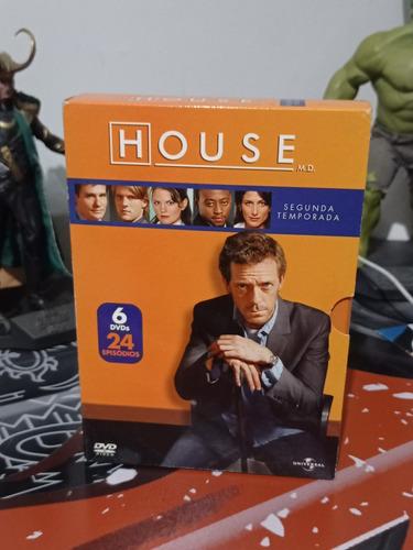 Box Dvd House 2° Temporada