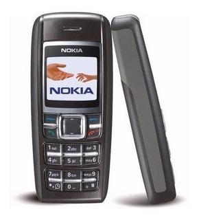 Nokia 1600 - Fm, Raridade - Só Funciona Vivo - Novo