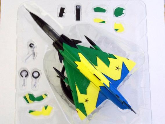 Aviões Combate Jato Mirage Especial 30 Anos Fab Comemorativo