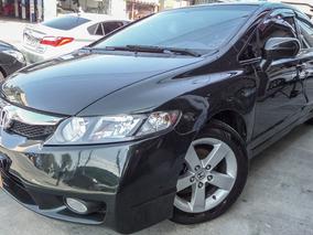 Honda Civic 1.8 Lxs Flex Aut. 4p Impecável