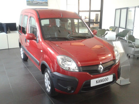 Renault Kangoo Break Authentique Adjudicada 1.6 1pl Aa Da Gv
