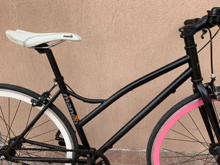 Biciclea Urbana Tipo Fixed