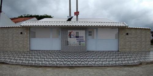 Imagem 1 de 15 de Casa Para Venda Em Itanhaém, Balneário Nova Itanhaém, 2 Dormitórios, 1 Suíte, 1 Banheiro, 4 Vagas - 626_1-1275060