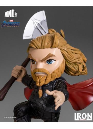 Estátua Thor - Avengers: Endgame - Minico - Iron Studios