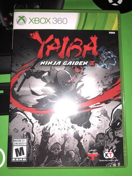 Yaiba: Ninja Gaiden Z (xbox 360) - Usado