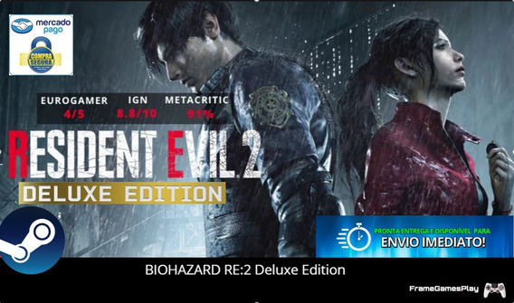 Resident Evil 2 Remake | Deluxe Edition Steam