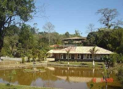 Chácara Com 2 Dormitórios À Venda, 24000 M² Por R$ 1.500.000 - Biritiba Ussu - Mogi Das Cruzes/sp - Ch0072