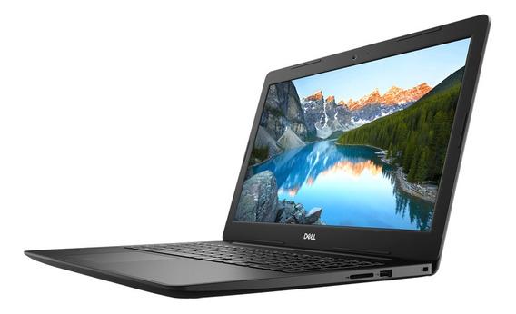 Notebook Dell Inspiron I5, 8gb, Hd 2tb, 15.6, W10 - Preto