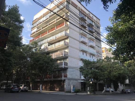 Departamento En Renta Sinaloa, Roma Norte