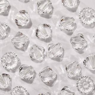 100 Cristais Balão Preciosa 04mm Noivas Bordados Vestidos