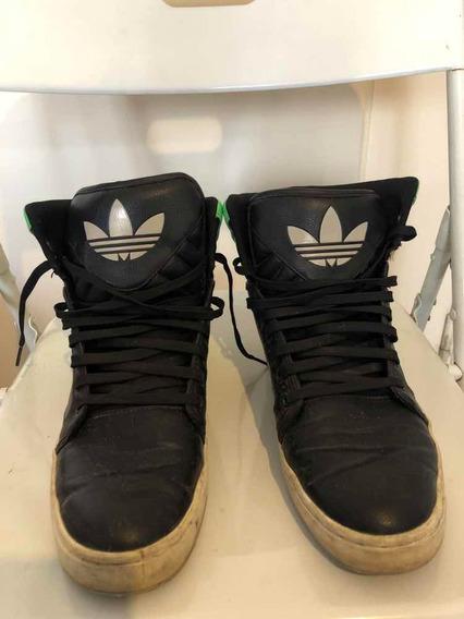 Zapatillas adidas Sneaker 100% Cuero Modelo Exclusivo