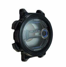 Caixa Completa Original Casio G-shock Gd-200 Azul Gd200