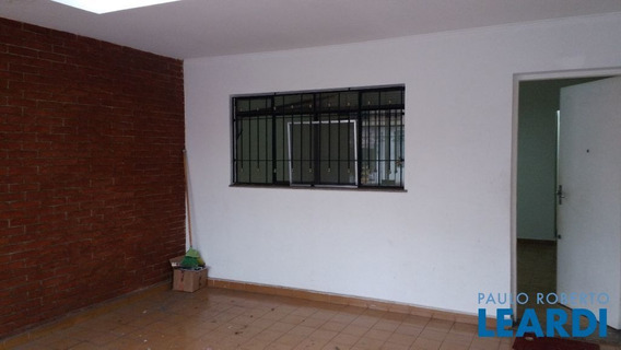 Casa Térrea - Tatuapé - Sp - 584342