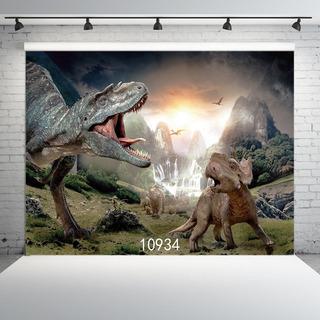 Fondo De Fotografía De Dinosaurio De 7x5 Pies Fondo De ...
