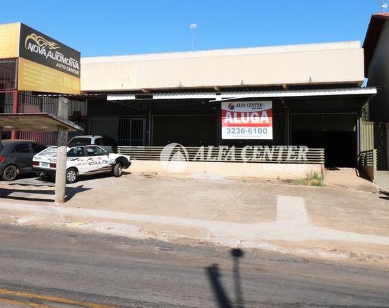 Loja Para Alugar, 110 M² Por R$ 2.200/mês - Setor Garavelo - Aparecida De Goiânia/go - Lo0135