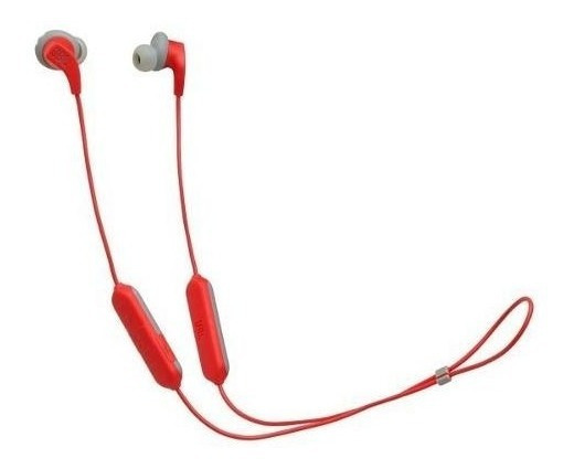 Fone De Ouvido Jbl Endurance Bluetooth Run Red