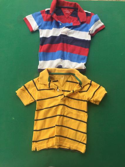 Camisa Polo - Tommy - Menino - 18 Meses