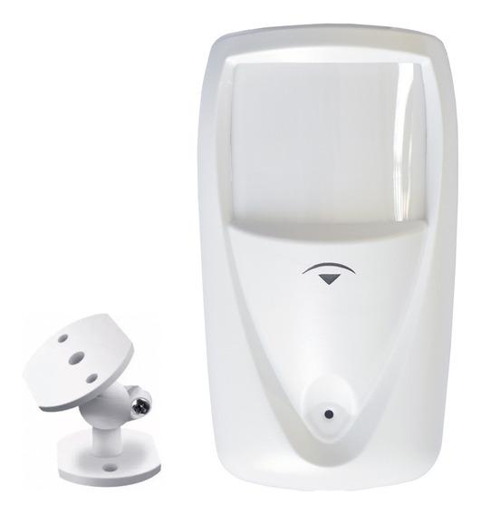 Sensor Presença Pet Infravermelho Semi Externo Ir45 Compatec