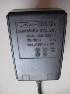 Metz Mecablitz 215.12a (flash)